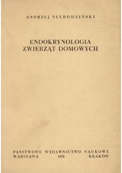 Endokrynologia zwierząt domowych