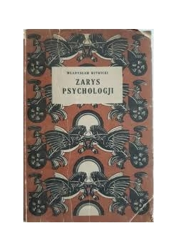 Zarys Psychologji, 1931 r.