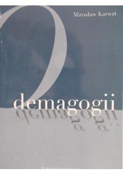 O demagogii