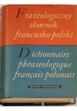 Frazeologiczny słownik francusko-polski