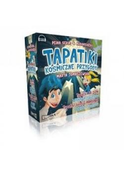 Pakiet Tapatiki Kosmiczne przygody audiobook