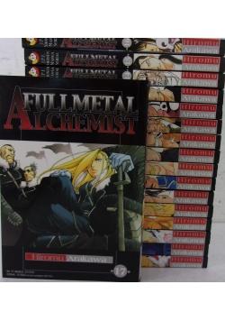 Fullmetal Alchemist, t. 1-17