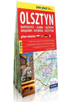 See you! in...Olsztyn,Bartoszyce,Iława plan miasta