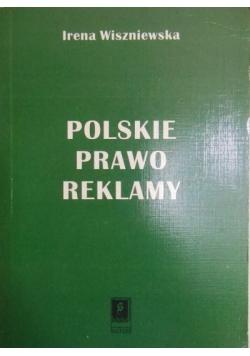 Polskie prawo reklamy