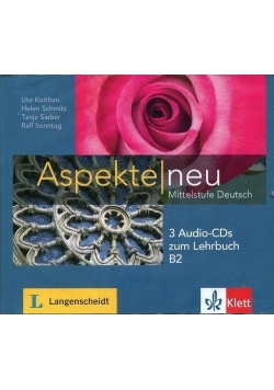 Aspekte Neu B2 CD do LB LEKORKLETT