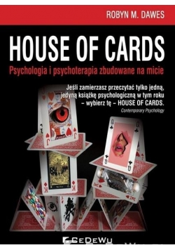 House of Cards. Psychologia i psychoterapia zbudow