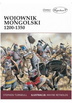 Wojownik mongolski 1200-1350