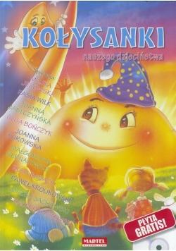 Kołysanki Naszego Dzieciństwa + CD w.2017