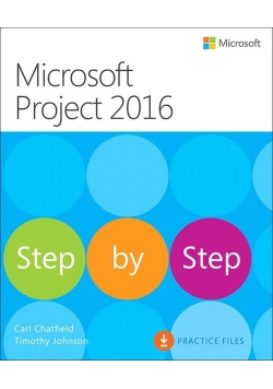 Microsoft Project 2016 Krok po kroku