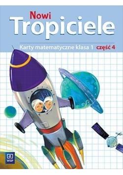 Nowi Tropiciele SP 1 Matematyka ćwiczenia cz.4