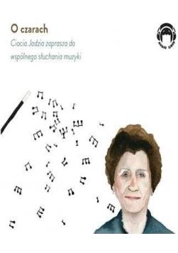 O czarach. Audiobook