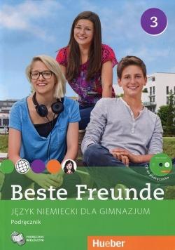 Beste Freunde 3 Podręcznik wieloletni z płytą CD