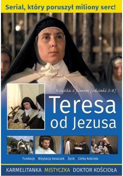 Teresa od Jezusa - książka z filmem (odc.5-8)