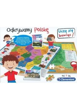 Uczę się bawiąc. Odkrywamy Polskę