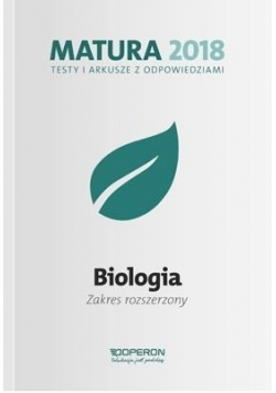 Matura 2018 Biologia.Testy i arkusze ZR