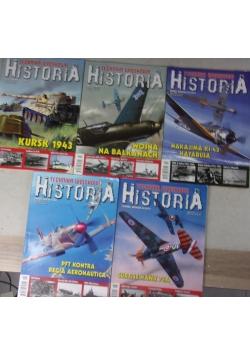 Technika wojskowa historia - nr 1,2,3,4,6/2013
