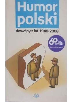 Humor polski. Dowcipy z lat 1948 - 2008