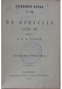 De Officiis Libri III
