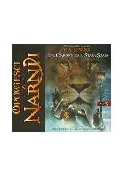 Opowieści z Narnii Lew, czarownica i stara szafa, Audiobook