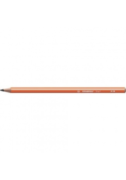 Ołówek Trio HB pomarańczowy (12szt) STABILO