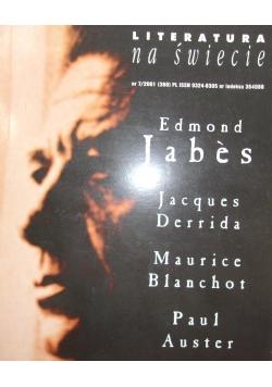 Literatura na świecie  nr 7.2001