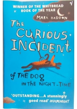 The curious incident of the dog in the night - time