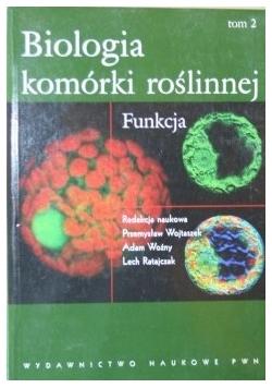 Biologia komórki roślinnej, tom 2