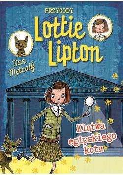 Przygody Lottie Lipton. Klątwa egipskiego kota