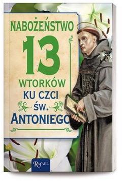 Nabożeństwo 13 wtorków ku czci św. Antoniego
