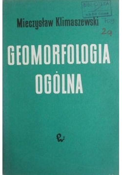 Geomorfologia ogólna