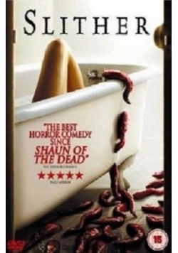 Slither DVD