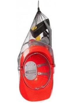 Zestaw strażaka z kaskiem 50cm 7el