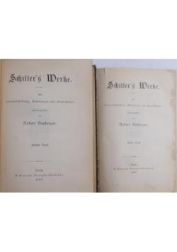 Schitter's Merke Tom III i V, 1888 r.