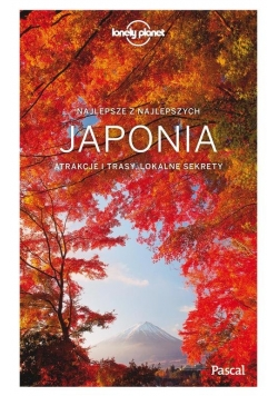 Japonia Lonely Planet