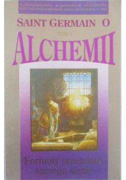 Alchemii Tom I