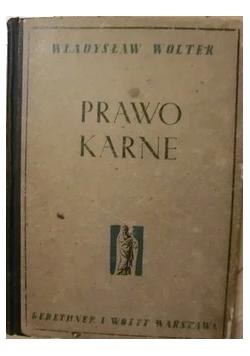 Prawo Karne ,1946r.