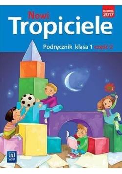 Nowi Tropiciele SP 1 Podręcznik cz.2 WSiP