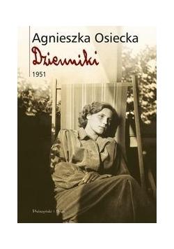 Dzienniki i zapiski, 1951 tom II