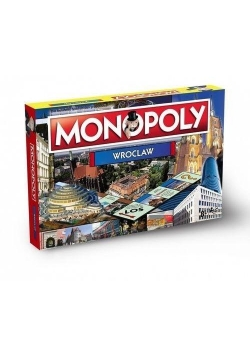 Monopoly Wrocław wersja niemiecka