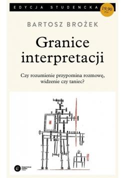 Granice interpretacji (edycja studencka)