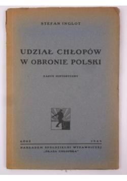 Udział chłopów w obronie Polski, 1946 r.