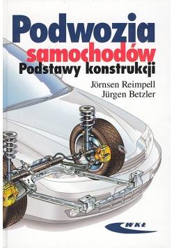 Podwozia samochodów. Podstawy konstrukcji