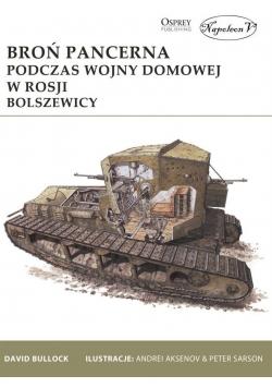 Broń pancerna podczas wojny domowej w Rosji