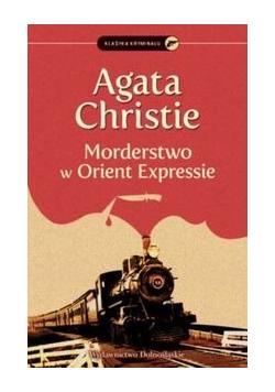 Christie Agata - Morderstwo w Orient Expressie