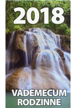 Kalendarz 2018 Vademecum Rodzinne Wodospad