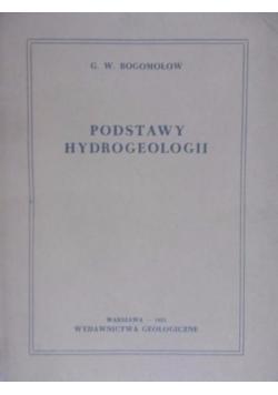 Podstawy Hydrogeologii
