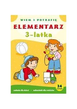 Elementarz 3-latka