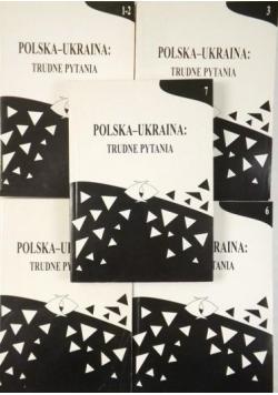 Polska-Ukraina: Trudne pytania, Tom I-VII