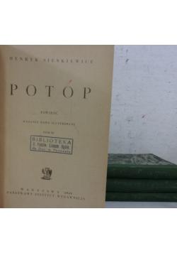 Potop t:VI,IV,V,III. , 1949r