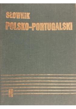 Słownik polsko-portugalski